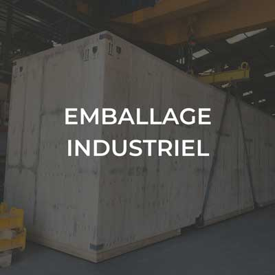 Emballage-industriel